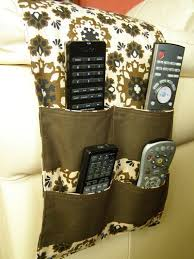 pattern for chair pocket organizer organizer caddy tv remote control holder 4 pocket brown print