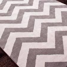 stylish grey and white chevron rugs rug decoration