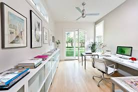 decorate office jessica. Posh Home Office Showcases How To Decorate With Books! [Design: Kimberly Demmy Design Jessica N