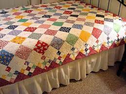Best 25+ Charm quilt ideas on Pinterest | Charm pack quilts, Charm ... & Diamond Patch Quilt Pattern - The Perfect Pattern for Those 5″ Charm Packs! Adamdwight.com