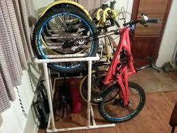 diy bike storage photo 5 of 9 bike rack 5 bike storage rack diy outdoor bike