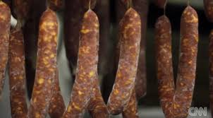 Image result for Meat is as dangerous as cigarettes