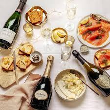 party chagne choosing it pairing it and tasting it la grande Épicerie de paris