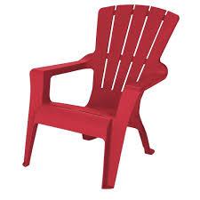 us leisure adirondack chili patio chair