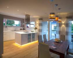Stunning fene Kuche Wohnzimmer Modern ghostwire