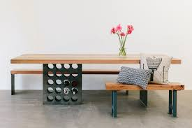 wine rack dining table.  Dining Thewinetable To Wine Rack Dining Table I