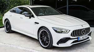 Gt53 model with eq boost hybrid tech. Mercedes Amg Gt 53 4matic 4 Door Coupe The New Member Of The Amg Gt Family Youtube