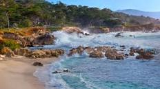 Image result for how long is pebble beach california