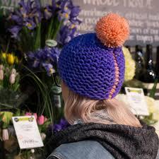 Knit Hat Pattern Straight Needles Custom Design Ideas