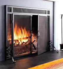 diamond fireplace glass beveled glass fireplace screen diamond w fireplace glass doors