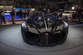 The all new bugatti divo was announced today. Did Cristiano Ronaldo Just Buy The Bugatti La Voiture Noire Top Speed