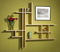 Home Design, Contemporary Bamboo Shelves Design: Classy Bamboo Shelving  Ideas