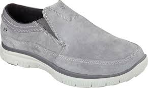 sketchers slip on shoes. skechers relaxed fit hinton ortego slip on sketchers shoes r