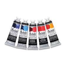 Grumbacher Pre Tested Professional Oil Colors