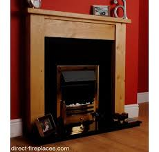 lincoln 48 inch wooden fire surround lincoln