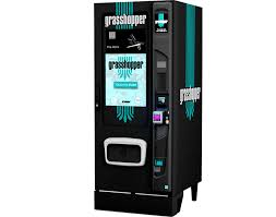 Marijuana Vending Machine Locations Enchanting Marijuana Vending Machines Have Arrived INSIGHT News