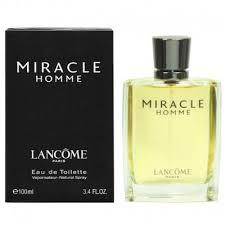 Купить духи <b>Lancome Miracle Homme</b> — мужская <b>туалетная</b> вода ...