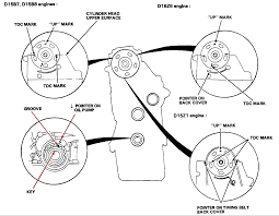 4jmce timing mark harmonic on when doing timing belt replacment on f22b1 engine diagram