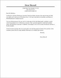 20 Warehouse Worker Cover Letter Must Check It Www Mhwaves Com