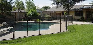 Pool Fence Designs Photos Temporary Pool Fencing Options Fences Design
