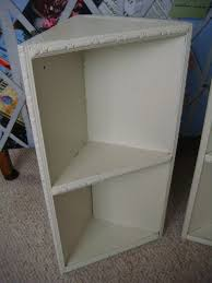 Shabby Chic Corner Shelves Inspiration NOW SOLD Pair Of Shabby Chic Corner Wall Shelves MH Retro Furniture