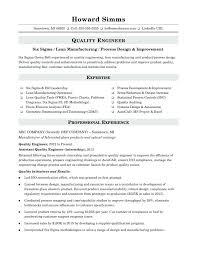 Manufacturing Test Engineer Senior Software Test Engineer Resume