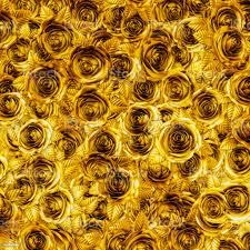 Golden Roses Background Stock Photo ...
