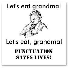Happy National Punctuation Day Writing Humor Grammar
