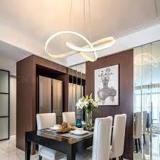 modern chandeliers for bedrooms led modern chandelier for kitchen dining room living room suspension hanging white