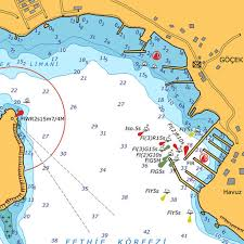 Boating Navigation Charts Marine New York And New Jersey Gps Nautical Chart By Yanala Reddy