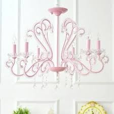 8 light crystal chandelier contemporary chandelier 6 8 light candle style pink crystal chandelier with crystal