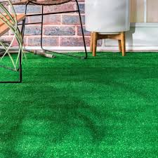 exquisite lawn rug your home idea nuloom artificial grass outdoor lawn turf green patio rug