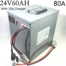 Buy <b>24v 60ah battery</b> and get free shipping on AliExpress