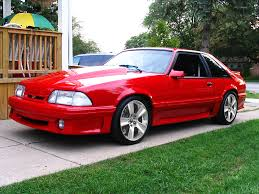 Wheels on foxbody - Ford Mustang Forum