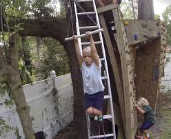 Simple tree house ideas for kids Ganncellars Zip Line Ladder Treehouse Ideas To Make Lasting Childhood Memories In Home Stratosphere 17 Awesome Treehouse Ideas For You And The Kids