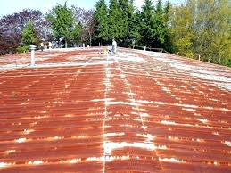 how to rust galvanized metal roofing painting rusty roof rusted panels for homes coating galvan rusted metal roofing