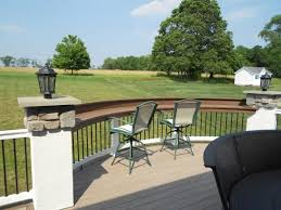 Backyard Decking Designs Custom Decks R Us Ideas For The House Pinterest Bar Areas Decking