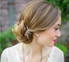 étonnant 34 Coiffure Attachée Cheveux Mi Long Idées