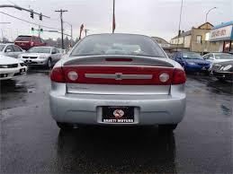 2003 Chevrolet Cavalier for Sale   ClassicCars.com   CC-1063474