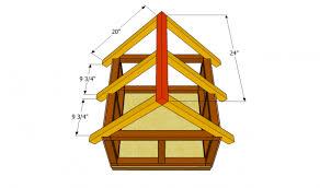 Adorable Cat House Plans Darts Design  Great 40 Diy Outdoor