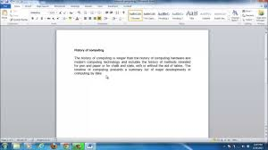How To Insert Footnote In Word
