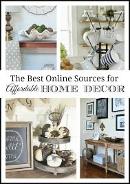 Our Favorite Places To Shop Online For Affordable Home Decor Simple Home Interior Design Online Decoration