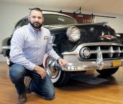 Classic Chevy is home for the holidays - SolancoChronicle.com | The  Chronicle