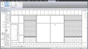 Revit storefront doors: 2 minute crash course - YouTube