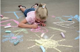 from drawing with sidewalk chalk to swinging from the monkey bars summertime play can help your kids build essential fine motor skills