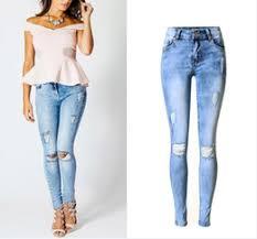 wholesale plus size jeans plus size womens ripped jeans suppliers best plus size womens