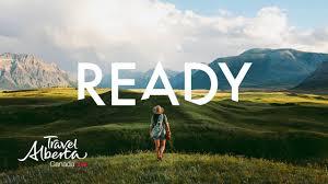 Travel Ads Ready Travel Alberta Youtube