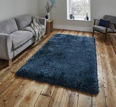 montana steel blue rug
