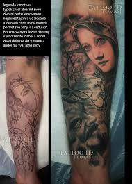 Tetování Cesta