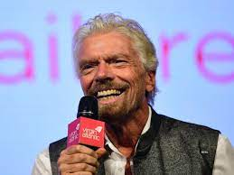 Richard Branson space-bound in early ...